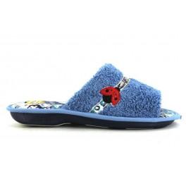 Zapatillas de casa de COSDAM modelo 4031 color azul
