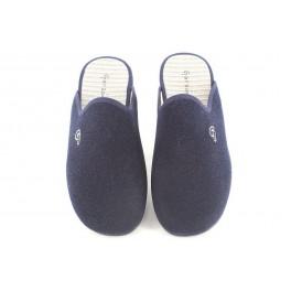 Zapatillas de casa de GARZON modelo 6911.127 color azul marino