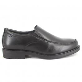Zapatos con cordones de BAERCHI modelo 1801 color negro