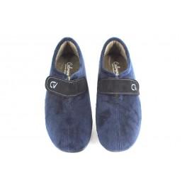 Zapatillas de casa de CABRERA modelo 9044 color azul marino