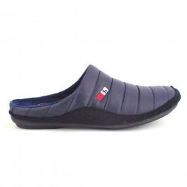 Zapatillas de casa de BEREVERE modelo 9671 color azul marino