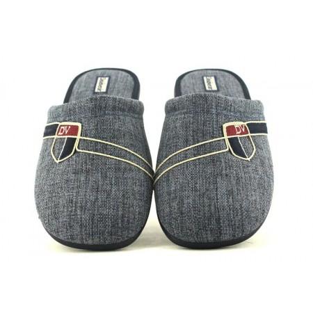 Zapatillas de casa de DEVALVERDE modelo 3151 color azul marino