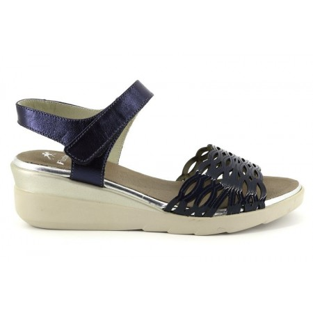 Sandalias de FLUCHOS modelo F0450 color azul marino