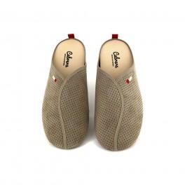 Zapatillas de casa de CABRERA modelo 3610 color beige