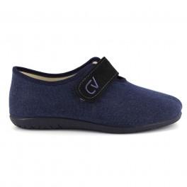 Zapatillas de casa de CABRERA modelo 9472 color azul marino