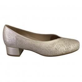 Zapatos de DCHICAS modelo 2743 color platino