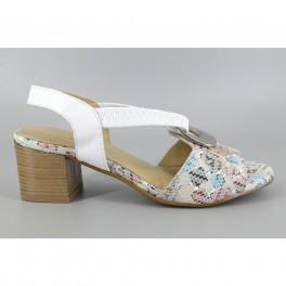 Sandalias de LA COLECCION modelo 501 color blanco
