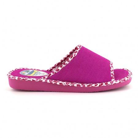 Zapatillas de casa de RASHA modelo 8005 color fucsia