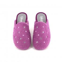 Zapatillas de casa de CABRERA modelo 4367 color fucsia