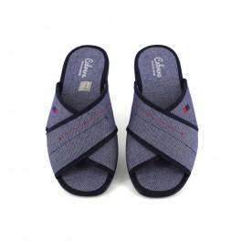 Zapatillas de casa de CABRERA modelo 9546 color azul marino