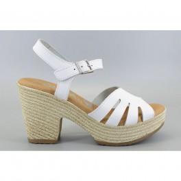 Sandalias de OH MY SANDALS modelo 4903-3001 color blanco