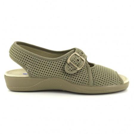 Sandalias de DEVALVERDE modelo 185 color beige