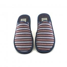 Zapatillas de casa de SLIPPER modelo 103 color azul marino