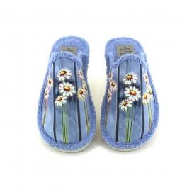 Zapatillas de casa de SLIPPER modelo 605-23 color azul