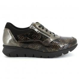 Zapatos con cordones de BAERCHI modelo 52600 color marron