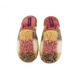 Zapatillas de casa de DESPINOSA modelo 4013 color rosa