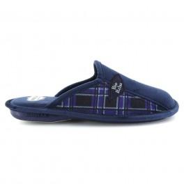 Zapatillas de casa de COSDAM modelo 1491/21 color azul marino