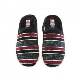 Zapatillas de casa de GEMA modelo 7304-25 color burdeos