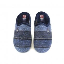 Zapatillas de casa de GEMA modelo 7304-38 color azul marino