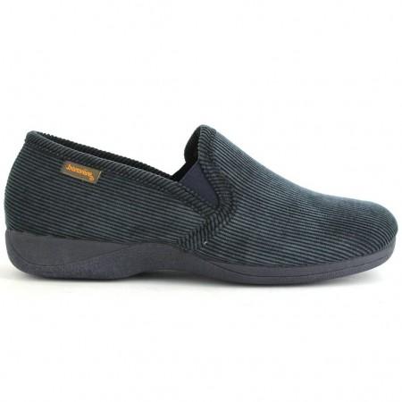Zapatillas de casa de BEREVERE modelo 170 color azul marino