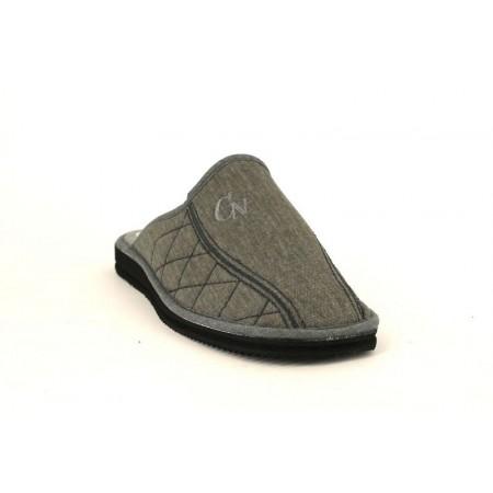 Zapatillas de casa de NATALIA modelo 904 color gris