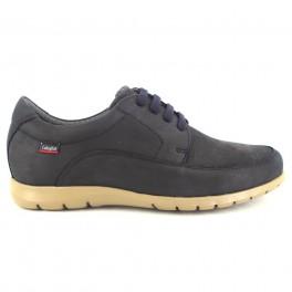 Zapatos con cordones de CALLAGHAN modelo 81308 color azul marino