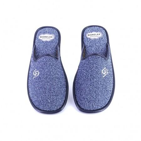 Zapatillas de casa de COSDAM modelo 1460/12 color azul marino