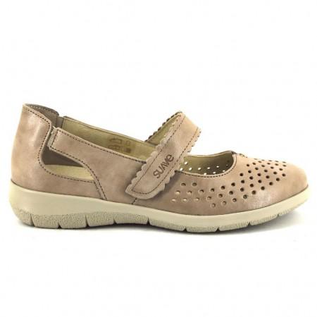 Zapatos de SUAVE modelo 3632/19 color beige