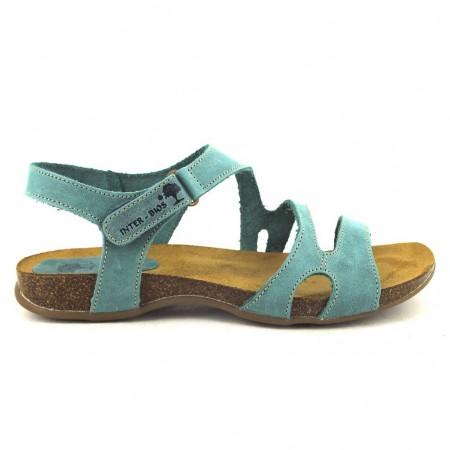 Sandalias de INTERBIOS modelo 4441 color azul