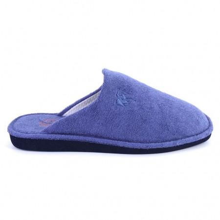 Zapatillas de casa de BEREVERE modelo 8803 color azul