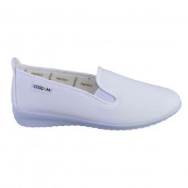 Lonas de COSDAM modelo 100 color blanco
