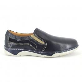Zapatos con cordones de NOTTON modelo 113 color plata