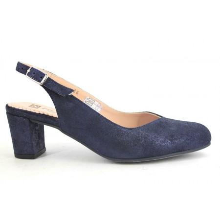 Zapatos de PIE SANTO modelo 1229 color azul marino