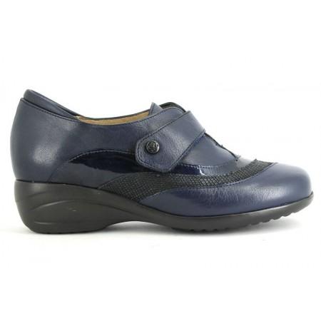 Zapatos de PIE SANTO modelo 7981 color azul marino