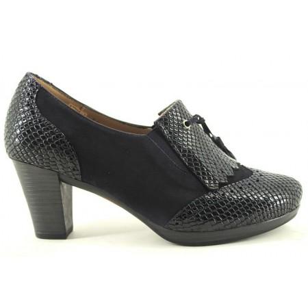 Zapatos de PIE SANTO modelo 9310ASPIS color azul marino