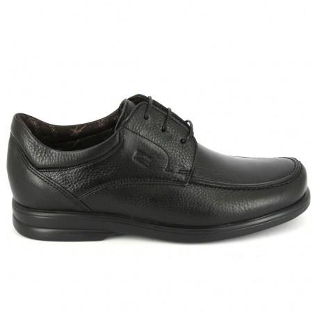 Zapatos con cordones de FLUCHOS modelo 6276 color negro