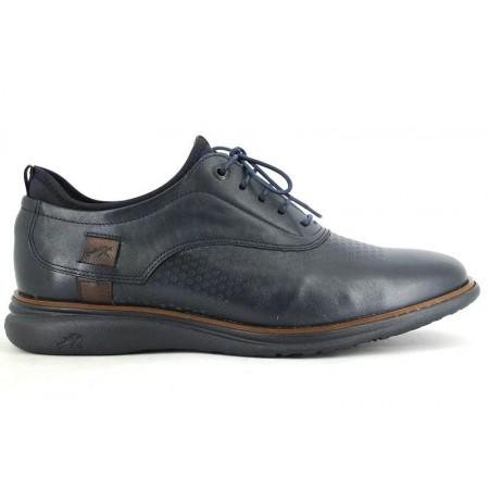 Zapatos con cordones de FLUCHOS modelo 9844 color azul marino