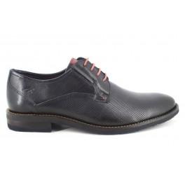 Zapatos con cordones de FLUCHOS modelo F0123 color azul marino