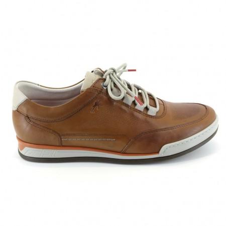 Zapatos con cordones de FLUCHOS modelo F0146 color cuero