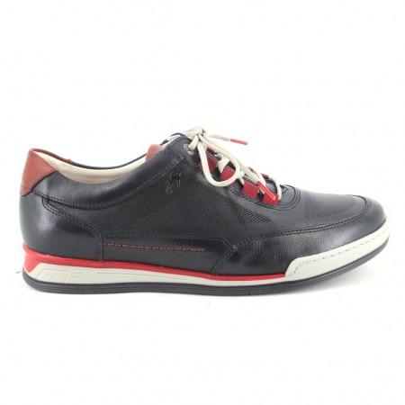 Zapatos con cordones de FLUCHOS modelo F0146 color azul marino