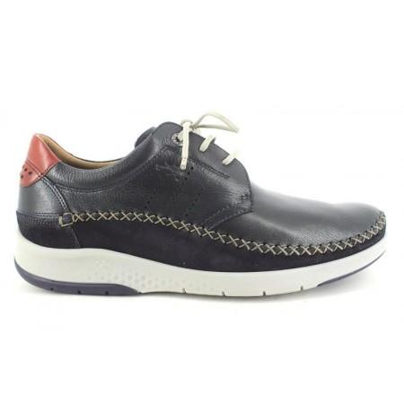 Zapatos con cordones de FLUCHOS modelo F0795 color azul marino