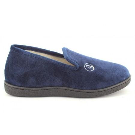 Zapatillas de casa de ROAL modelo 12202 color azul marino