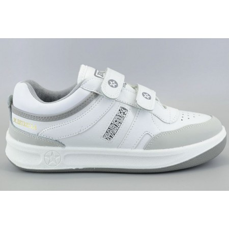 Deportivo/casual de PAREDES modelo 101 color blanco
