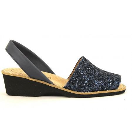 Sandalias de DESPINOSA modelo 467 color azul marino