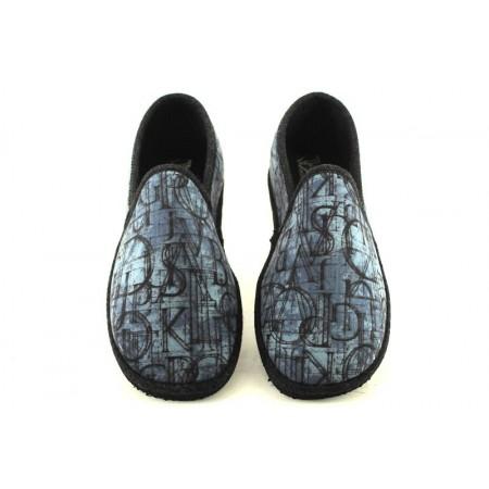 Zapatillas de casa de DESPINOSA modelo 7445 color azul marino
