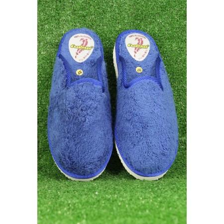 Zapatillas de casa de DESPINOSA modelo 918 color azul