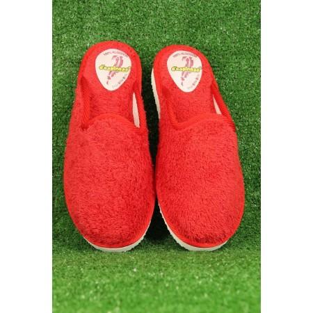 Zapatillas de casa de DESPINOSA modelo 918 color rojo