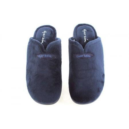 Zapatillas de casa de GARZON modelo 3720.247 color azul marino