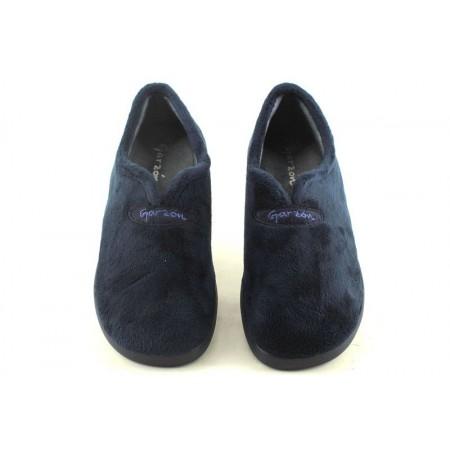 Zapatillas de casa de GARZON modelo 3920.247 color azul marino