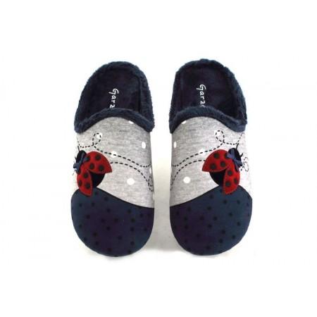 Zapatillas de casa de GARZON modelo 7067.246 color azul marino